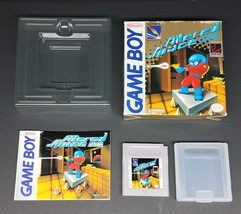 Altered Space Nintendo Game Boy Game With Box And Instructions 1991 Rare - $53.99