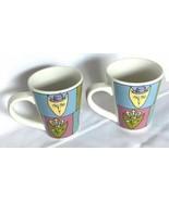 """TWO Ursula Dodge  """"Adventure Cat"""" Mug for Signature Housewares Inc. - $21.77"""