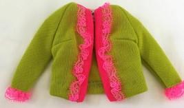Vintage Barbie Fancy Dancy #1858 Jacket  220-12 - $22.50