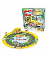 Pressman 8537 Wheels On The Bus Board Game Plays Song While You Sing Alo... - $43.53