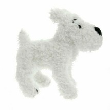 Snowy soft plush figurine Official Tintin product 20 cm image 2