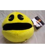 SOFT ATARI PAC-MAN PACMAN CHARACTER Plush STUFFED ANIMAL Toy NEW w/ TAG - $19.80