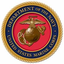 Department of the Navy United States Marine Corps #2 Edible Cake Topper ... - $17.50
