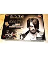 Criss Angel Mindfreak Platinum Magic Kit -Assorted Lot of Tricks Inclu... - $18.95