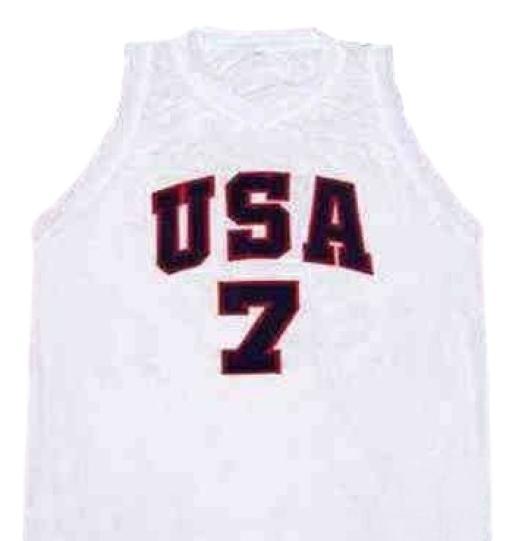 Derrick rose team usa jersey 1