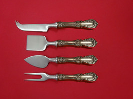 Burgundy by Reed & Barton Sterling Silver Cheese Serving Set 4pc HHWS  Custom - $289.00