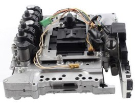 RE5RO5A Nissan TItan Valve Body WITH ALL SOLENOIDS  2002-2006 Lifetime Warranty