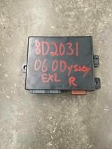 05-07 Honda Odyssey Passenger Power Sliding Door Module Brain Control Right Rh - $82.24