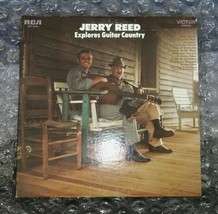 Jerry Reed / Explores Guitar Country / LP Vinyl Record LSP-4204 1969 - £18.42 GBP