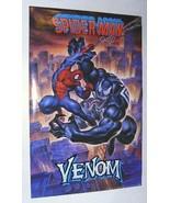 1993 Amazing Spider-man Venom 34x22 Marvel Comics poster 132:Avengers mo... - $69.99
