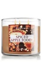 Slatkin & Co. Spiced Apple Toddy 14.5 oz 3-Wick Candle - €44,03 EUR