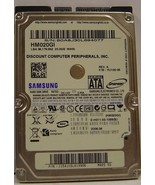"HM020GI Tested Samsung - 20GB 2.5"" SATA Drive Good Free USA Ship Our Dri... - $10.25"