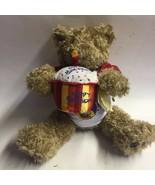 Build A Bear Workshop Plush Toy Happy Bearthday Message Hugger Pillow Bi... - $25.73