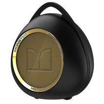 Monster SuperStar HotShot Portable Bluetooth Speaker, Black/Gold-NFC Cap... - $68.63 CAD
