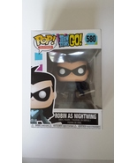 Funko Pop! Television #580 Teen Titans Go! Robin As Nightwing Brand New - $21.00