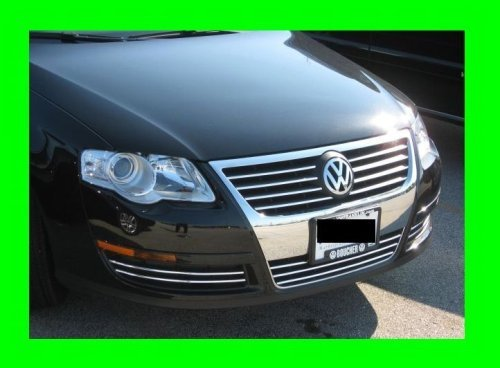 Primary image for VOLKSWAGEN VW B6 2005-2010 PASSAT CHROME GRILLE GRILL KIT 2006 2007 2008 05 06 0