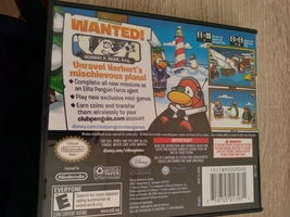 Nintendo DS Club Penguin: Herbert's Revenge image 2