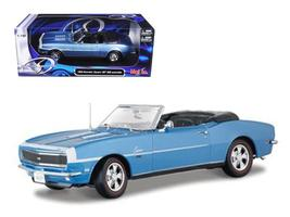 1968 Chevrolet Camaro Convertible 1:18 Diecast Model Car by Maisto - $55.46
