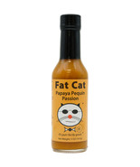 Fat Cat Papaya Pequin Passion Hot Sauce - $7.99