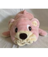 "Bottle Pets Baby Bottle Cover Pink Bear 8"" Plush Soft Feeding Toy - $14.84"