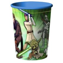 Star Wars: The Clone Wars - 16 oz. Hard Plastic Cup (1) Party Accessory - $8.70