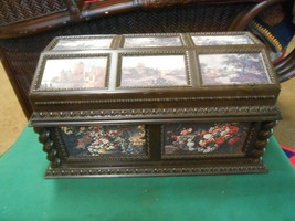 """Great MERLE NORMAN Musical Jewelry Box..Plays """"My Favorite Things"""" - $39.19"""