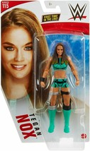 Mattel WWE Basic Series 115 Tegan Nox Action Figure First Time In Line - $12.95