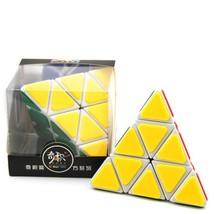 Triangle Pyramid Speed Puzzle Game Intelligence Twist Toy Educational Ga... - $16.63