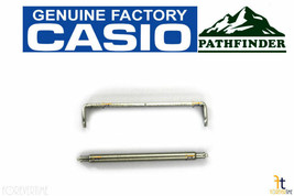 CASIO Pathfinder PAS-400B Watch Band End Link w/ Spring Rod (QTY 1) PAS-... - $13.95