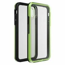 LifeProof Apple iPhone XS Max Slam Case - Night Flash Clear 77-60931 NEW image 2