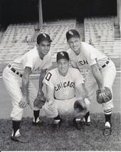 NELLIE FOX APARACIO LOLLAR 8X10 PHOTO CHICAGO WHITE SOX MLB BASEBALL PIC... - $3.95