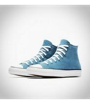 Mens Converse CTAS Pro Hi Leather 157865C Teal/Black/White Size 10 Skate Shoes - $59.62