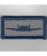 USAF AIR FORCE 47 STUS A-10 FSS PILOTS BLUE HOOK & LOOP EMBROIDERED JACK... - $23.74