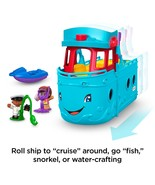 Fisher Price Little People Travel Together Friend Ship Play Set Ages 1-5... - $24.74
