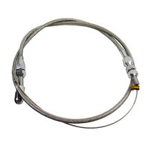 "LS1 4.8 5.3 5.7 6.0  36"" Stainless Steel Braided Throttle Cable image 9"