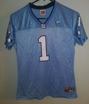 North Carolina Tar Heels Nike Blue College Football Youth Jersey #1 Size... - $15.83
