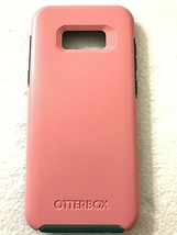OtterBox Symmetry Series case for Samsung Galaxy S8+  Rosemarine / Mount... - $4.95