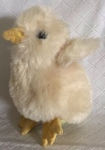 "Chick Finger Puppet Plush Yellow Body by Folkmanis Puppets T2721 3.5"" - $7.91"