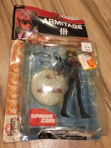 McFarlane Naomi Armitage Armitage 3 Poly-Matrix Action Figure The Third Anime - $15.99
