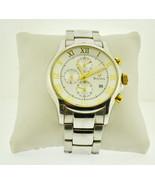 Bulova Men's 98B175 Dress Silver Grey Dial Stainless Steel Bracelet Chro... - $99.95