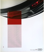 2012 The Terroir of AUDI BRAND BOOK full line brochure catalog US no pocket - $6.00