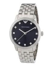 Emporio Armani Classic AR1653 Blue Dial Analog Women's Watch, $295 - $149.75