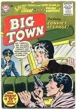 BIG TOWN #41 1956-DC COMICS-TV SERIES-CONVICT ESCAPE VG/FN - $44.14