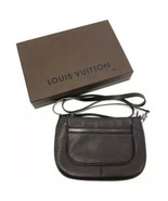 LOUIS VUITTON Sarvanga Handbag Epi Leather Brown Retail $720 - $569.25