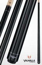Valhalla by Viking 2 Piece Pool Cue Stick (18oz, Black) - $65.99
