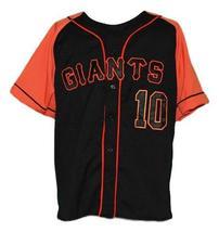 Shinnosuke Abe Yomiuri Giants Tokyo Baseball Jersey Button Down Black An... - $39.99