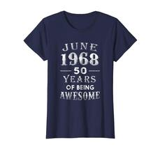 Uncle Shirts -   June 1968 Shirt-50th Birthday Gift Idea For Men And Women Wowen image 3