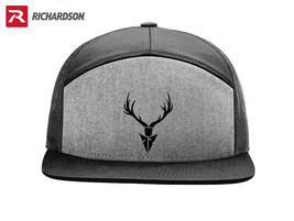HUNTING ARROW DEER BUCK RICHARDSON FLAT BILL SNAPBACK HAT *FREE SHIPPING... - $19.99