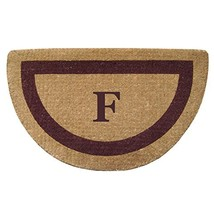 """Heavy Duty  22"""" x 36"""" Coco Mat, Brown Single Picture Frame Monogrammed F... - $49.40"""