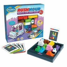 Rush Hour Logic Game Stem Toy Junior Traffic Jam Brand New - $24.74